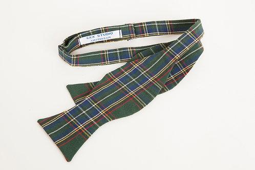 Handmade Bow Tie & Pocket Square Set