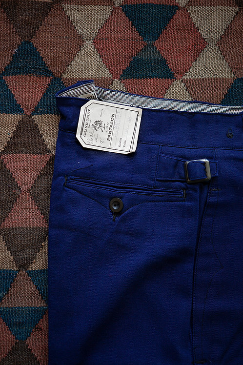 Deadstock French Leisure Trousers