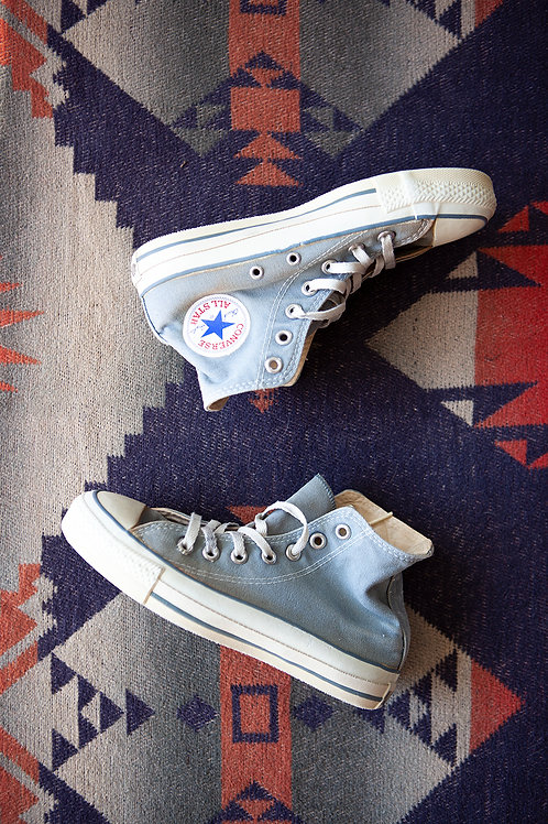 Vintage Faded Converse