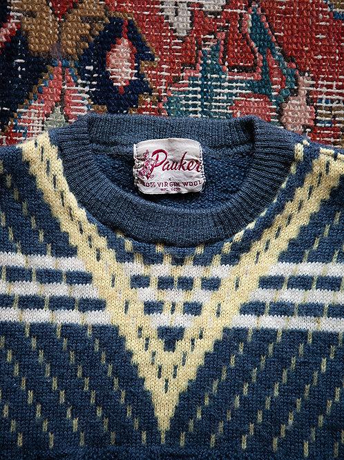 1940s Sweater Womens Petite
