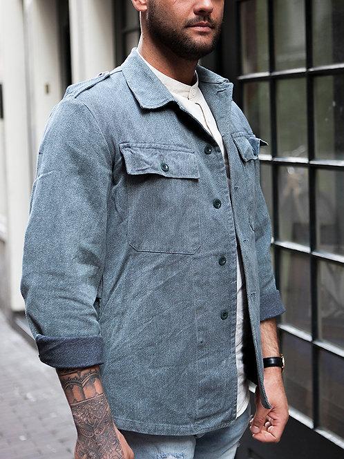 Vintage Swiss Prisoner / Work Jacket