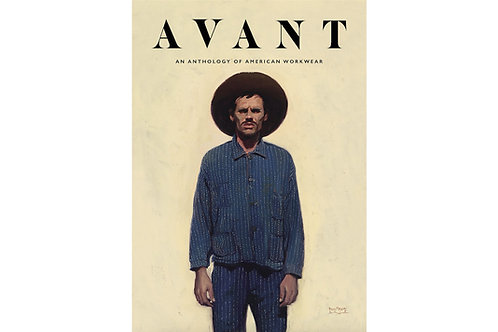 Avant Magazine + Limited Edition Mark Maggiori print