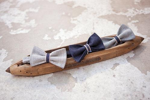 Dry Selvedge Bow Tie