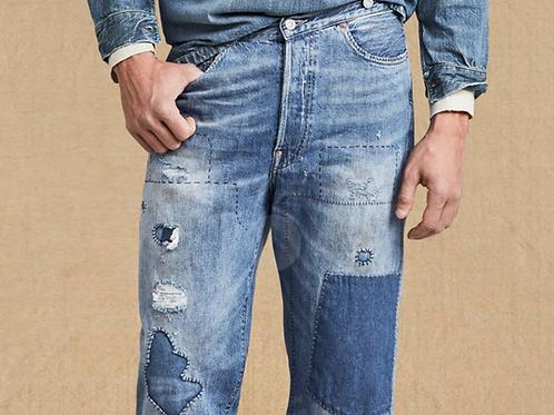 LVC 1915 501 Patchwork Jeans