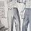 Thumbnail: SJC - Mule Spinner Denim Trouser
