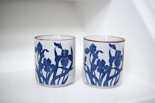 Ceramic Teacup Set
