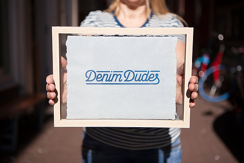 Custom Denim Blueprint