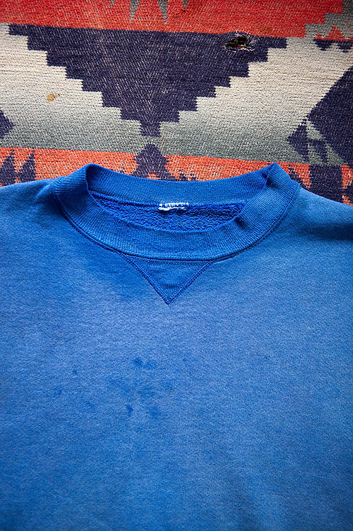 Single V Faded Sweatshirt