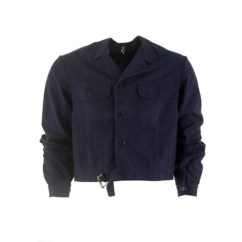 Linen Mechanic Workwear Jacket