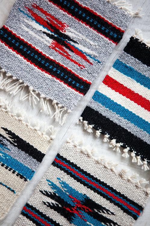 Chimayo Rug Coasters