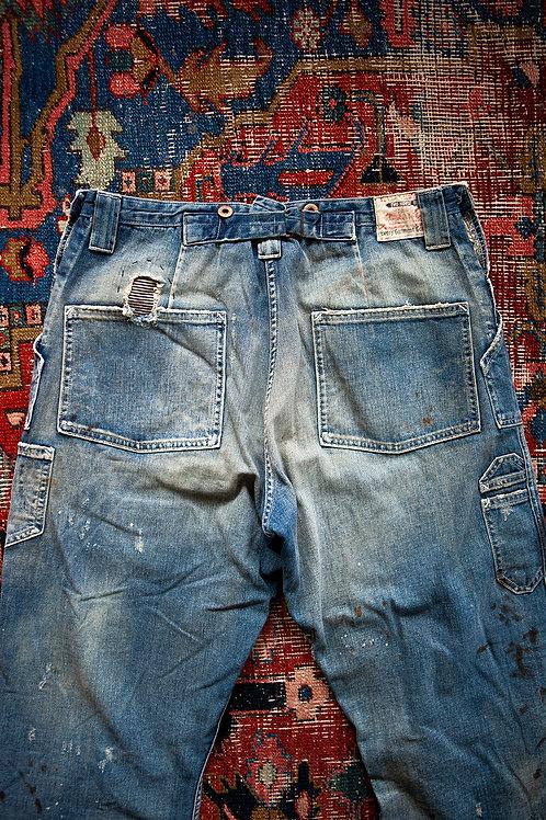 LVC Lot 66 Bib Jeans
