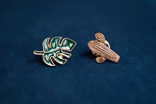 Botanical Pin Set