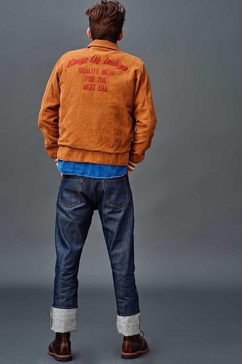 K.O.I. Corduroy Varsity Jacket