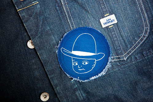 Big Buddy Denim Patch