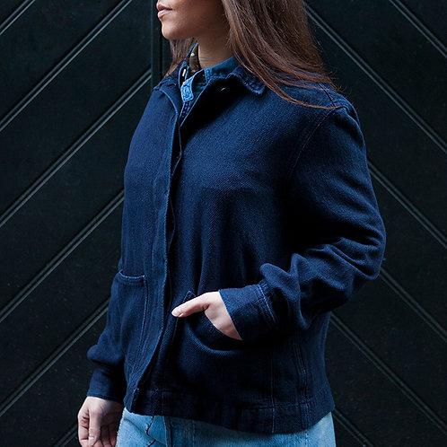 K.O.I. Farzin Open Weave Jacket