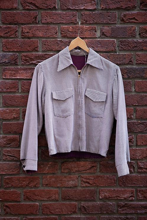 1950's Reversible Gabardine Jacket