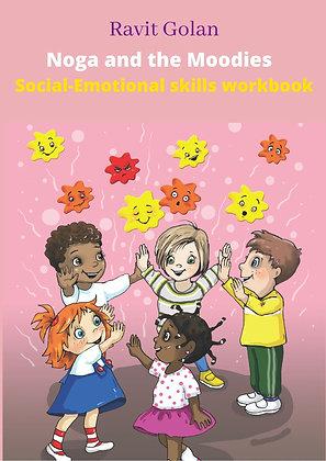 Noga and the Moodies Social-Emotional Skills Workbook