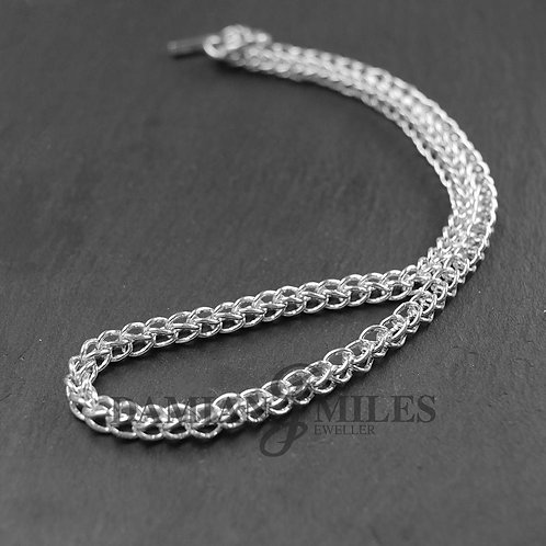 Ancient Origin, Fine silver necklet