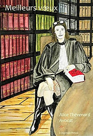 #AliceThevenard #Avocat #Lawyer #Bariste