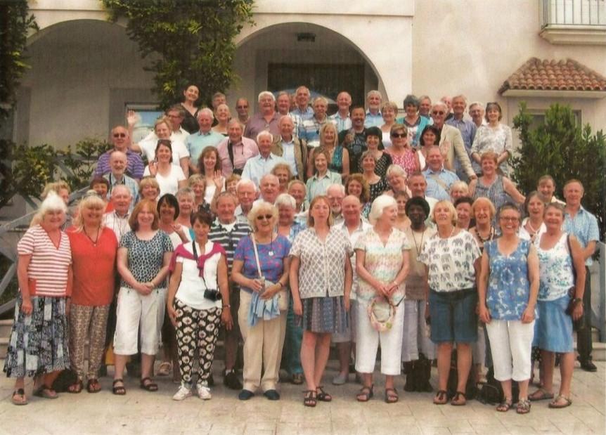 RFS Tour, Spain, 2014