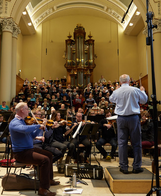 Orchestra of London, Vaughan Williams, A Sea Symphony, 2019