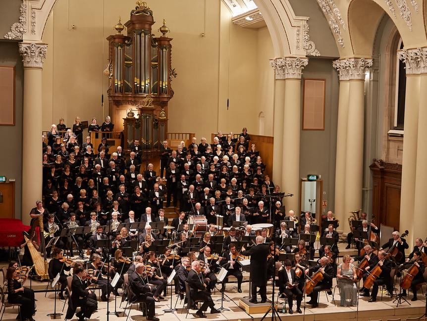 Susan Piggott, Andrew Davies & Orchestra of London, Strauss, Four Last Songs, 2019