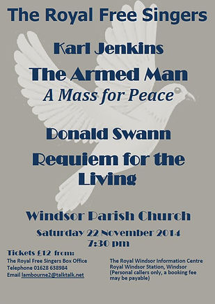 Jenkins, The Armed Man 2014.JPG