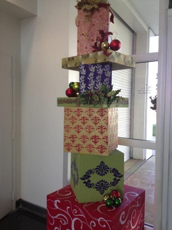 Christmas Boxes 2