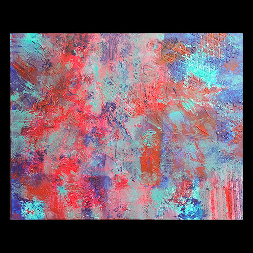 MYSTERIOUS DIMENSION 16X20