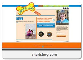 Sheri S. Levy, Greenville, SC local author, YA fiction