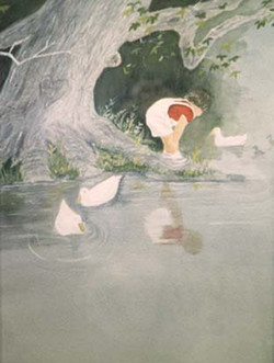 Study: Child near water