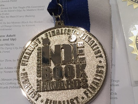 Sheri's second novel, Starting Over,  received this award from Next Generation Indie Book Awards 201