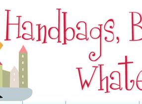 Sheri's book featured on Handbags, Books... Whatever