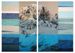 Montagnes Mont Blanc
