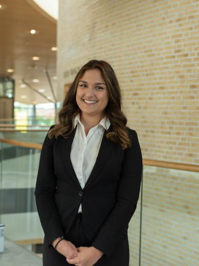 Vice Ordförande CAPS Leila Kafaii