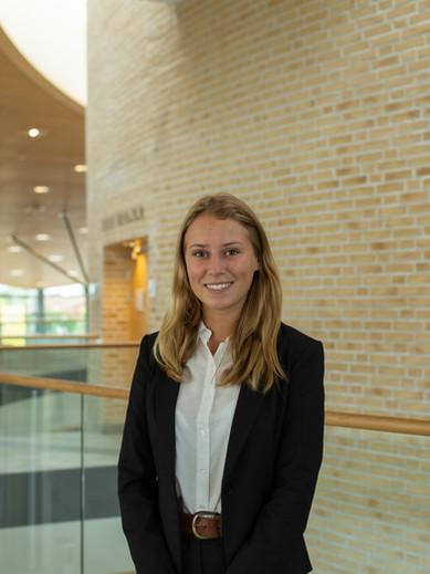 Vice Ordförande Amanda Persson