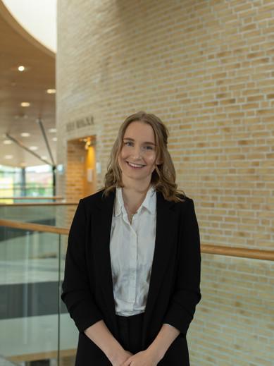 Ordförande CAPS Sara Wiman