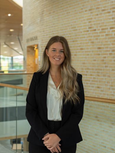 Skattmästare Celina Nilsson