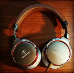 AudioTechnicaHeadphones