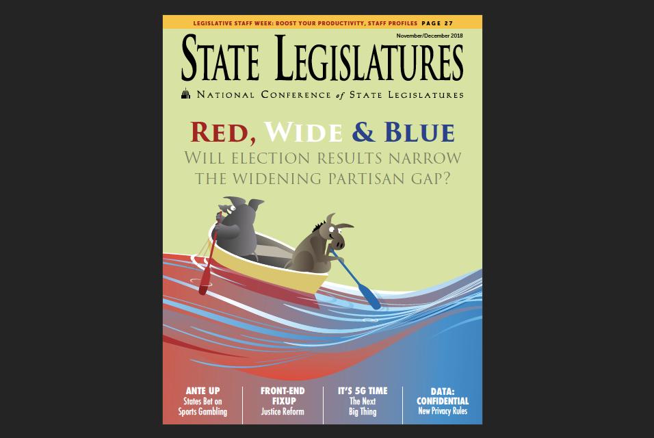 State Legislature Nov/Dec issue