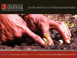 Denver University viewbook