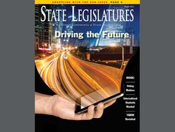 State Legislatures magazine