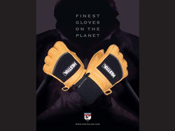Hestra Gloves full-page ad