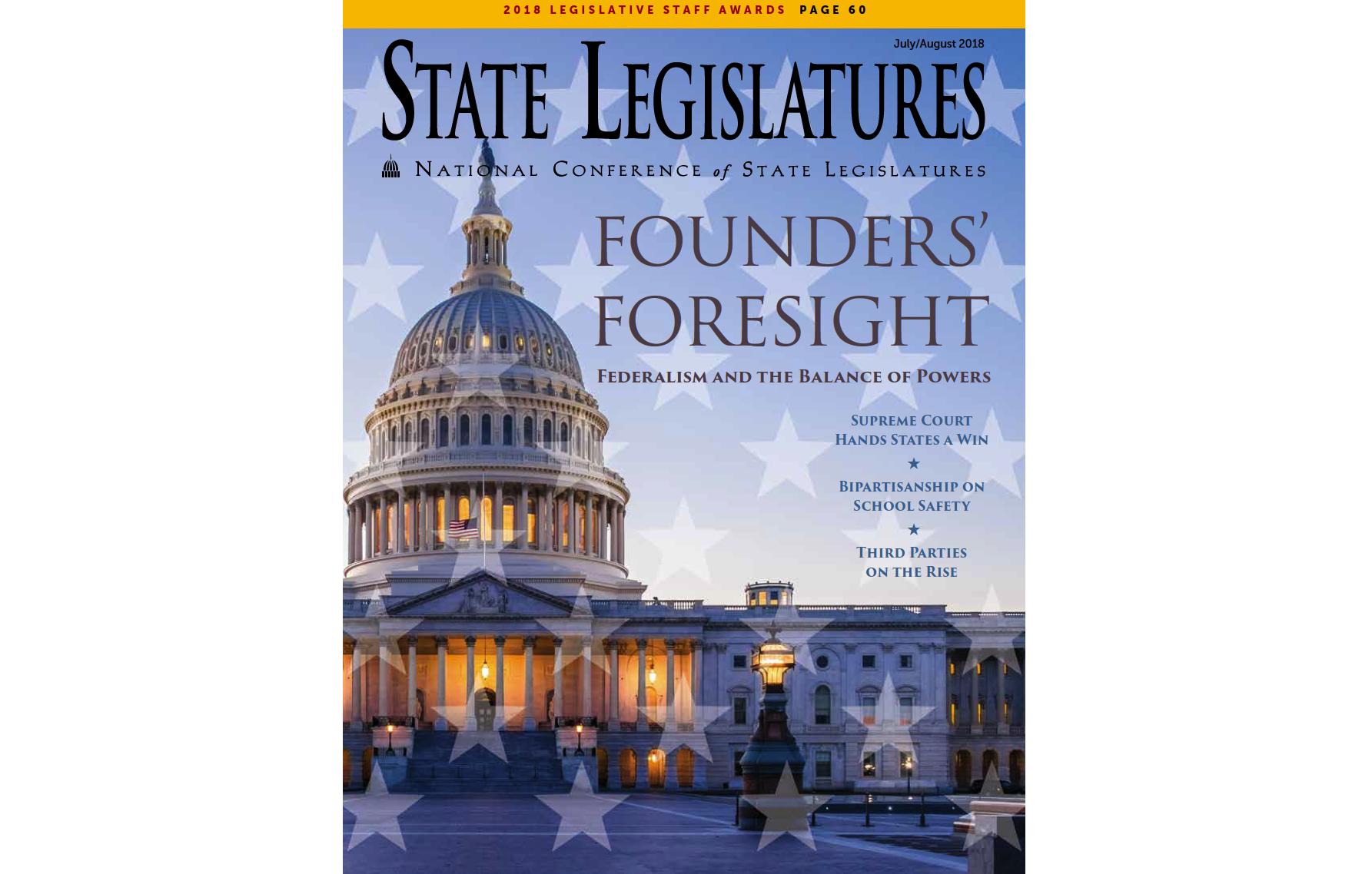 State Legislatures July 2018