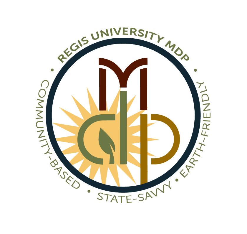 Regis University MDP logo