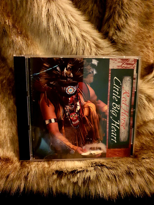 Little Big Heart Native American Flute CD