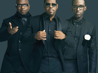Raúl guest conducts Boyz II Men & the Oregon Symphony