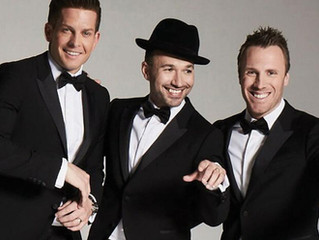 Raúl guest conducts The Tenors & the Oregon Symphony