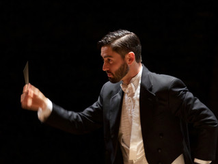 Press Release: Raúl selected for 2018 Bruno Walter Nat'l Conducting Preview