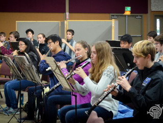 Rehearsal Notes: Retreat + Wed 11/2